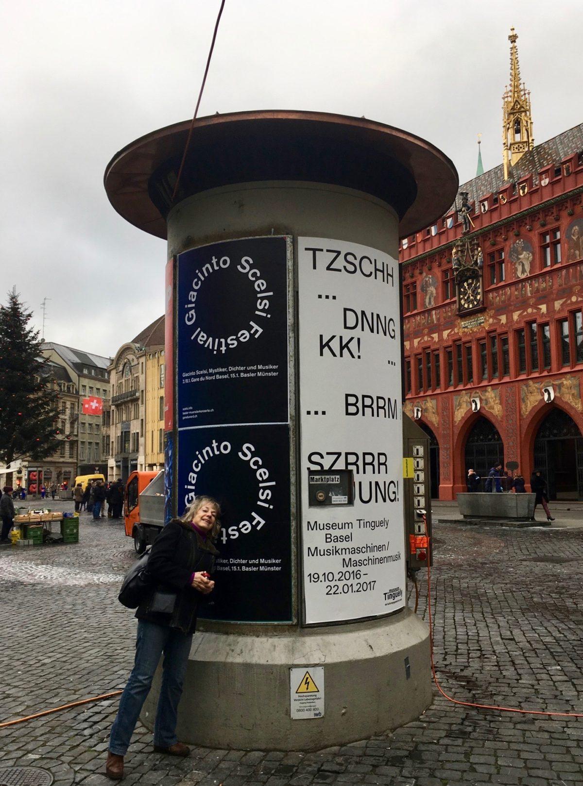 Scelsi Festival Plakate